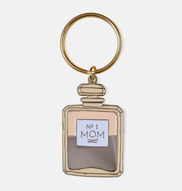 The Good Twin Co. Mom Perfume Enamel Keychain