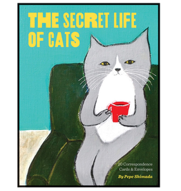 Secret Life of Cats Card Boxed Set