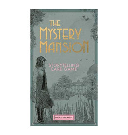 Laurence King Publishing The Mystery Mansion - Storytelling Card Game