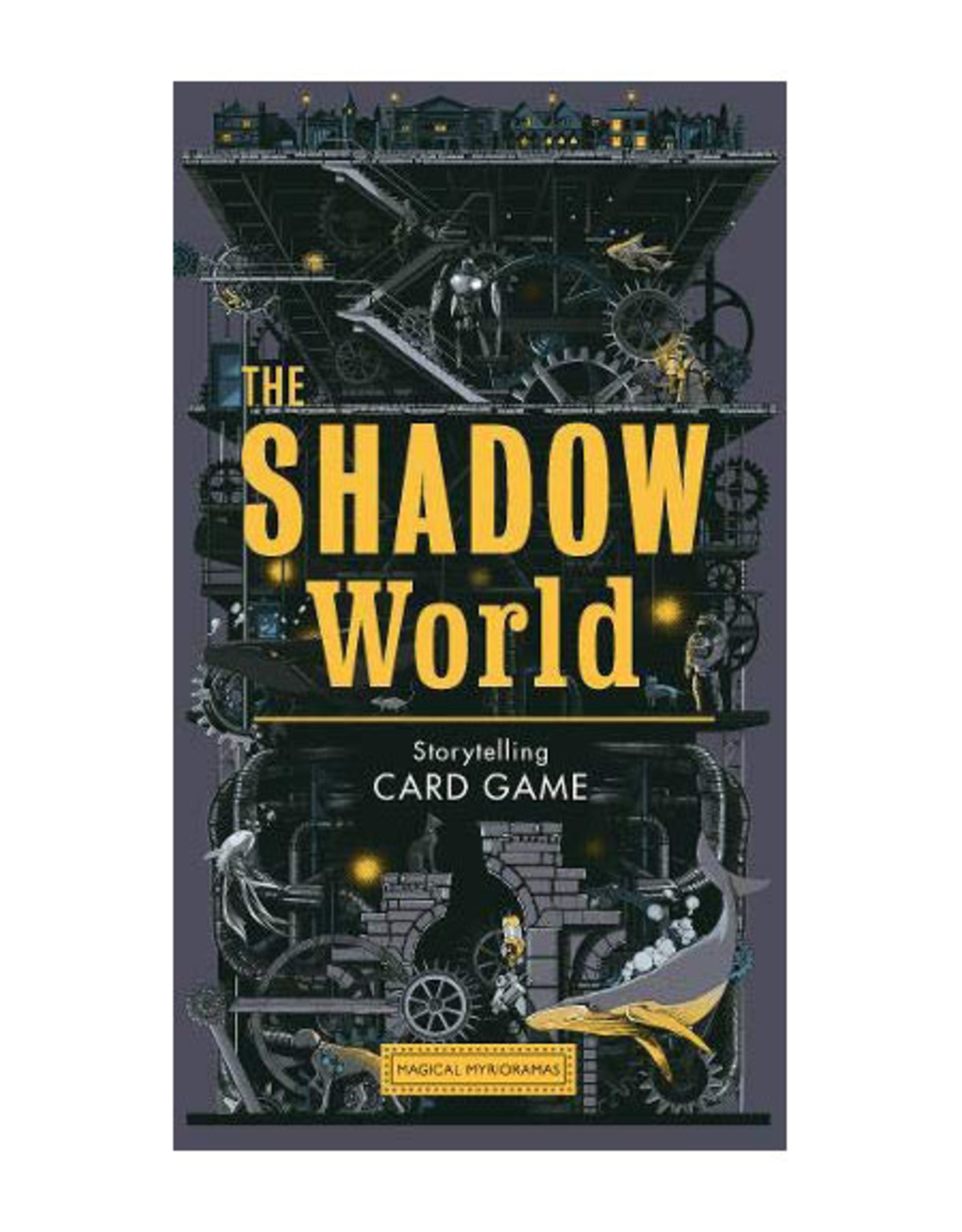 The Shadow World - Storytelling Game