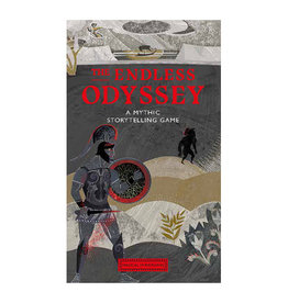 Laurence King Publishing The Endless Odyssey - Storytelling Card Game
