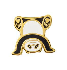 LOL Made You Smile Mama (Panda) Bear Enamel Pin