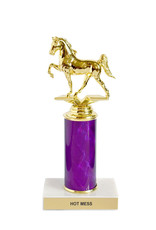 Hot Mess Trophy