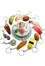 Clever Idiots Sushi Keychain Blind Box (Version 1)