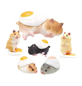 Clever Idiots Hamster 'n Egg Blind Box