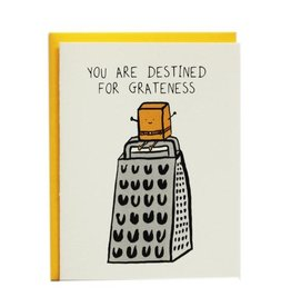 Destined for Greatness Greeting Card
