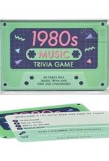 Wild and Wolf 1980s Music Trivia Cassette Quiz