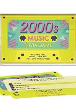 Wild and Wolf 2000s Music Trivia Cassette Quiz