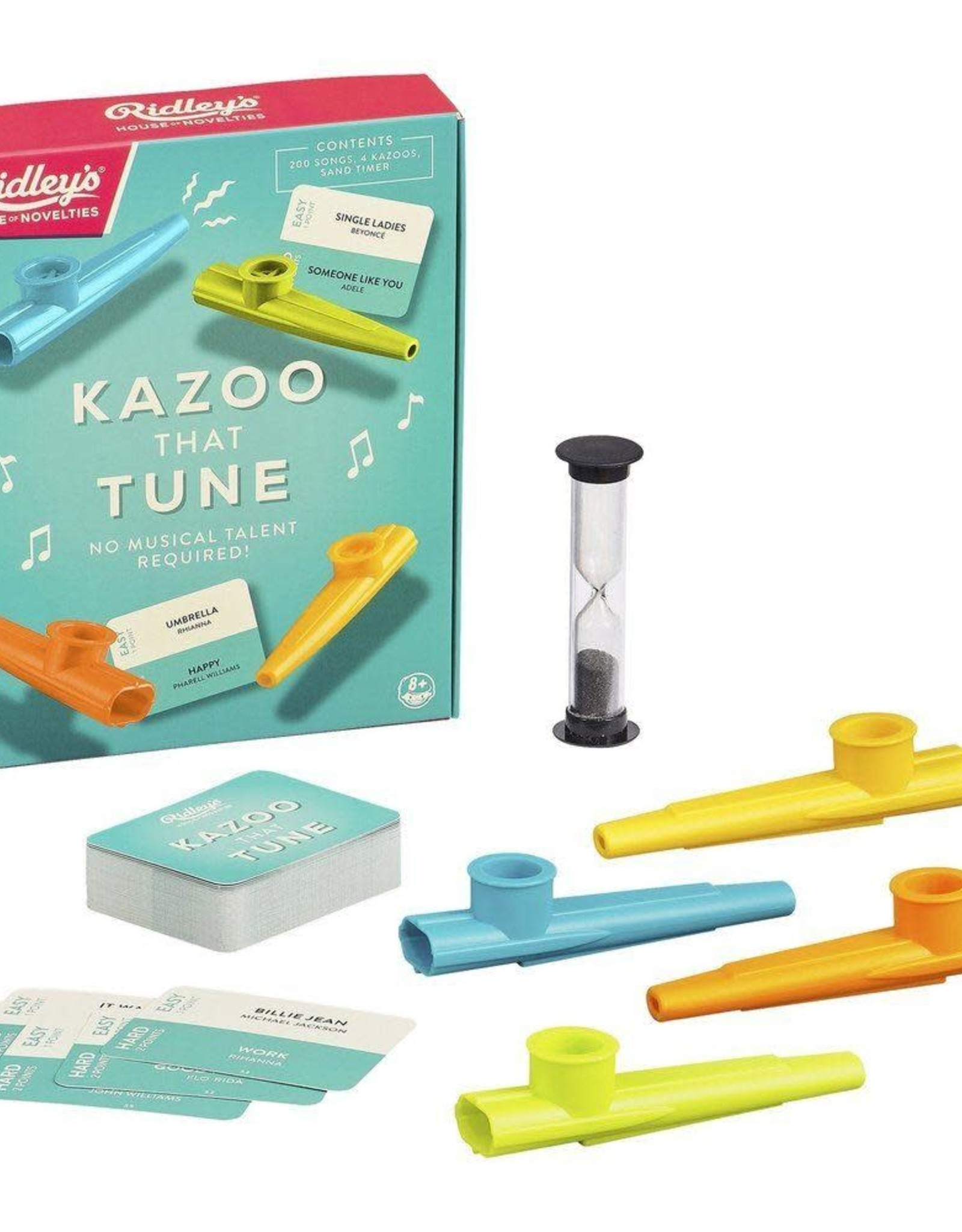 Wild and Wolf Kazoo That Tune Game
