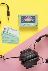 1980s Music Trivia Cassette Quiz