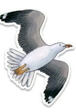 Seagull Sticker