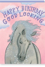 Gorgeous Horse Birthday Greeting Card