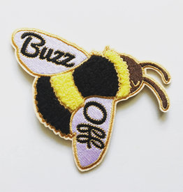 Buzz Off Patch