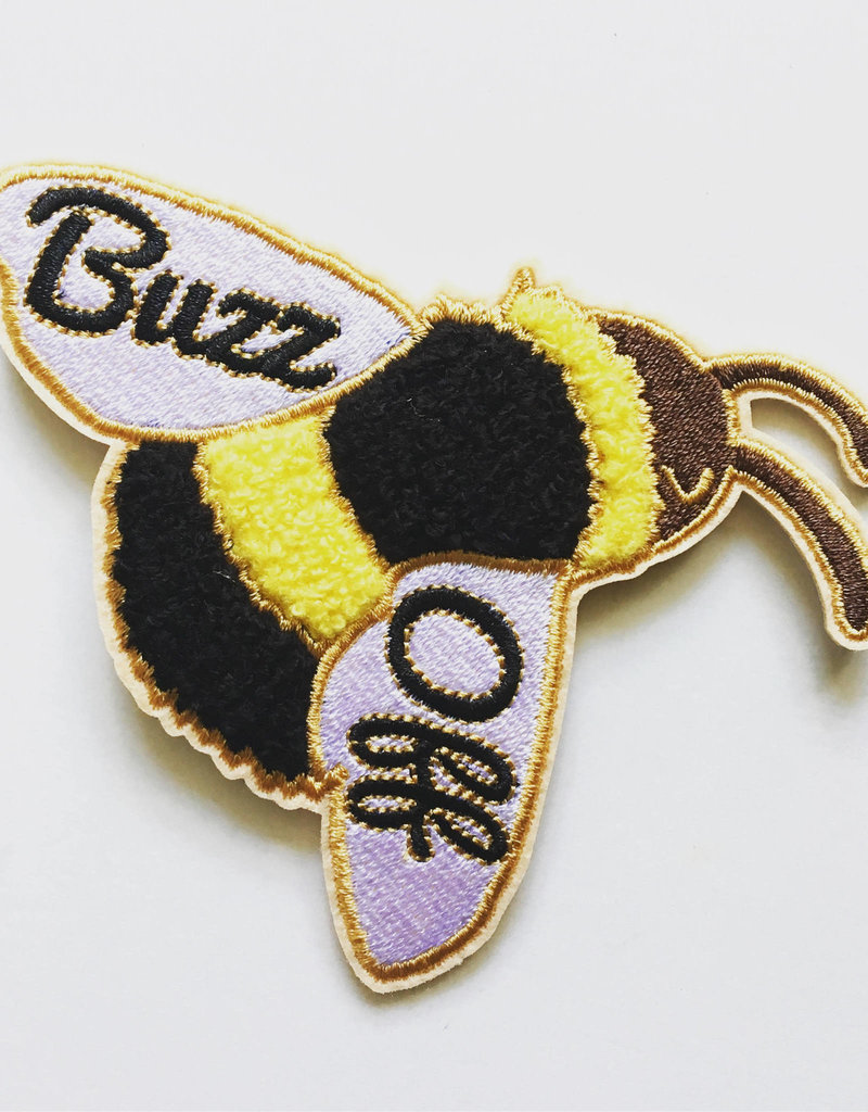 Ilootpaperie Buzz Off Patch