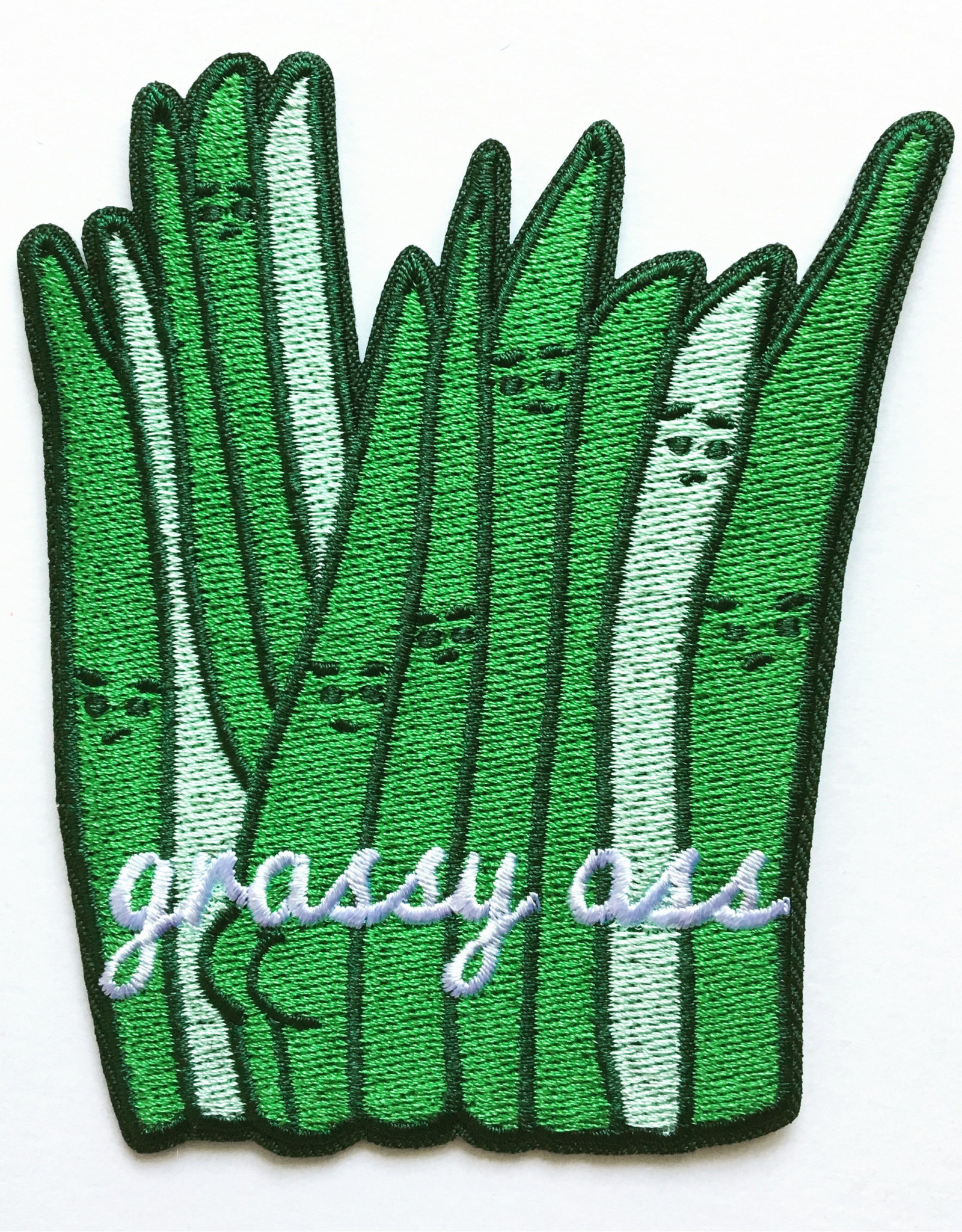 Ilootpaperie Grassy Ass Patch