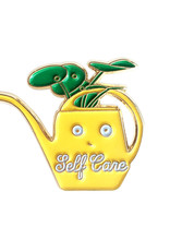 Self Care Watering Can Enamel Pin