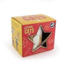 Ginger Fox Celebrity Cats Mug