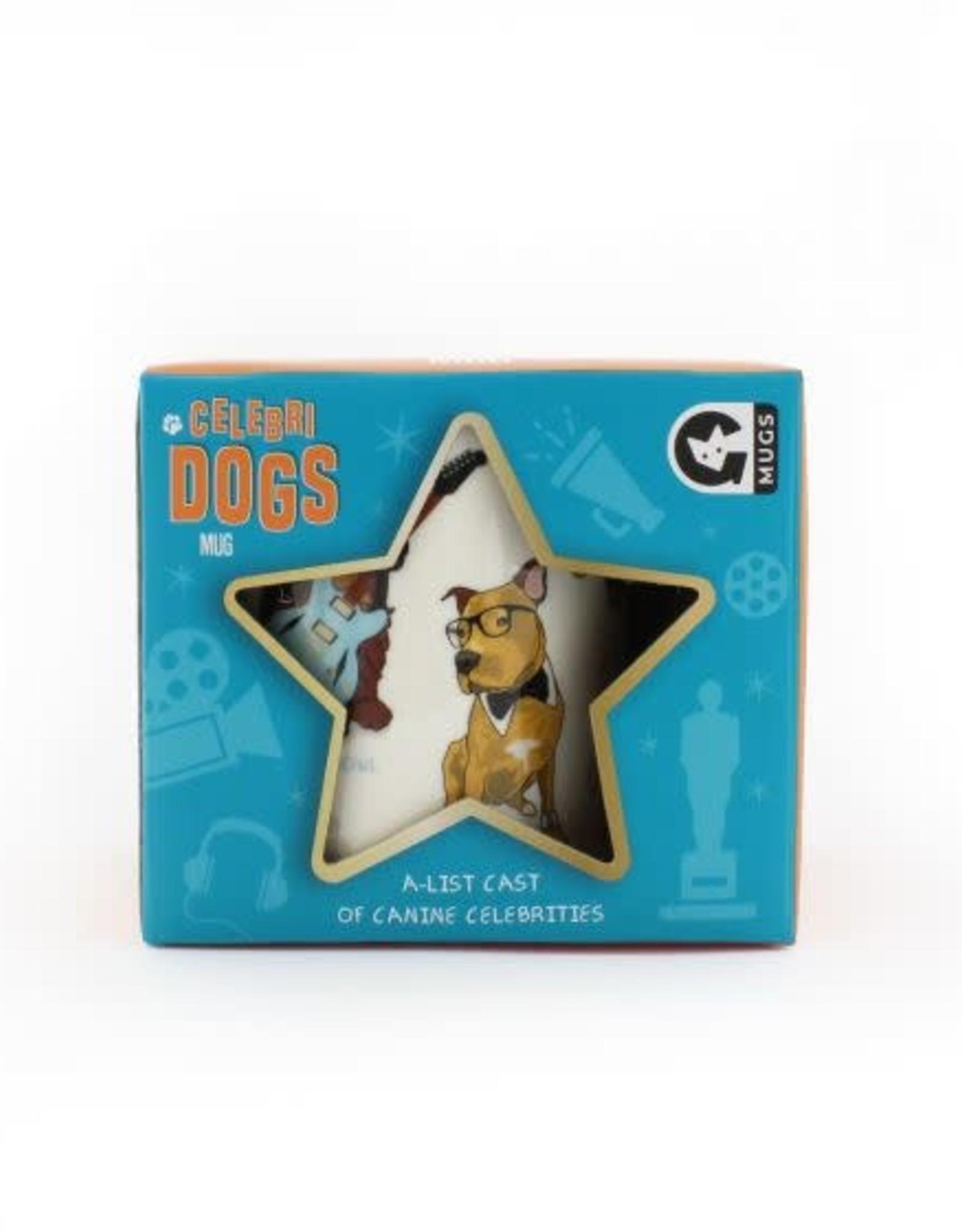 Ginger Fox Celebrity Dogs Mug