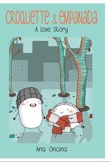 Croquette  & Empanada : A Love Story