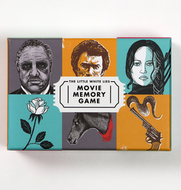 Chronicle Books The Little White Lies Movie Memory Game