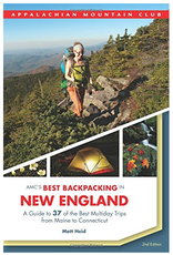 National Book Network Best Backpacking in New England