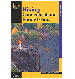 National Book Network Hiking Connecticut & Rhode Island