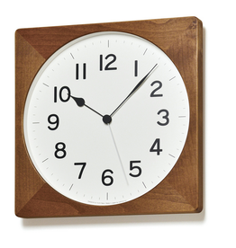 Root Clock, Square
