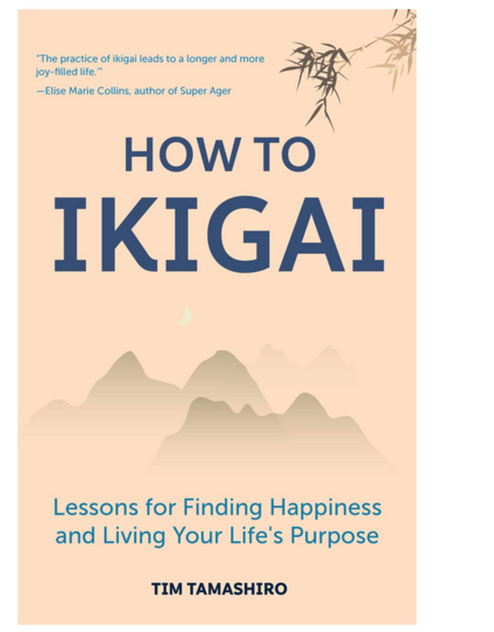 Mango Publishing How to Ikigai