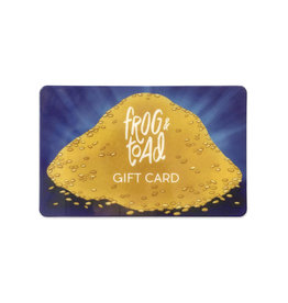 Frog & Toad Design Frog & Toad Gift Card