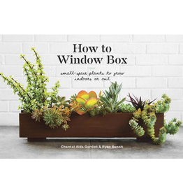 Clarkson Potter How to Windowbox