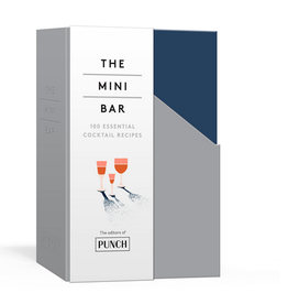 Clarkson Potter The Mini Bar Cocktail Recipes