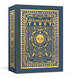 Clarkson Potter Illuminated Tarot Cards
