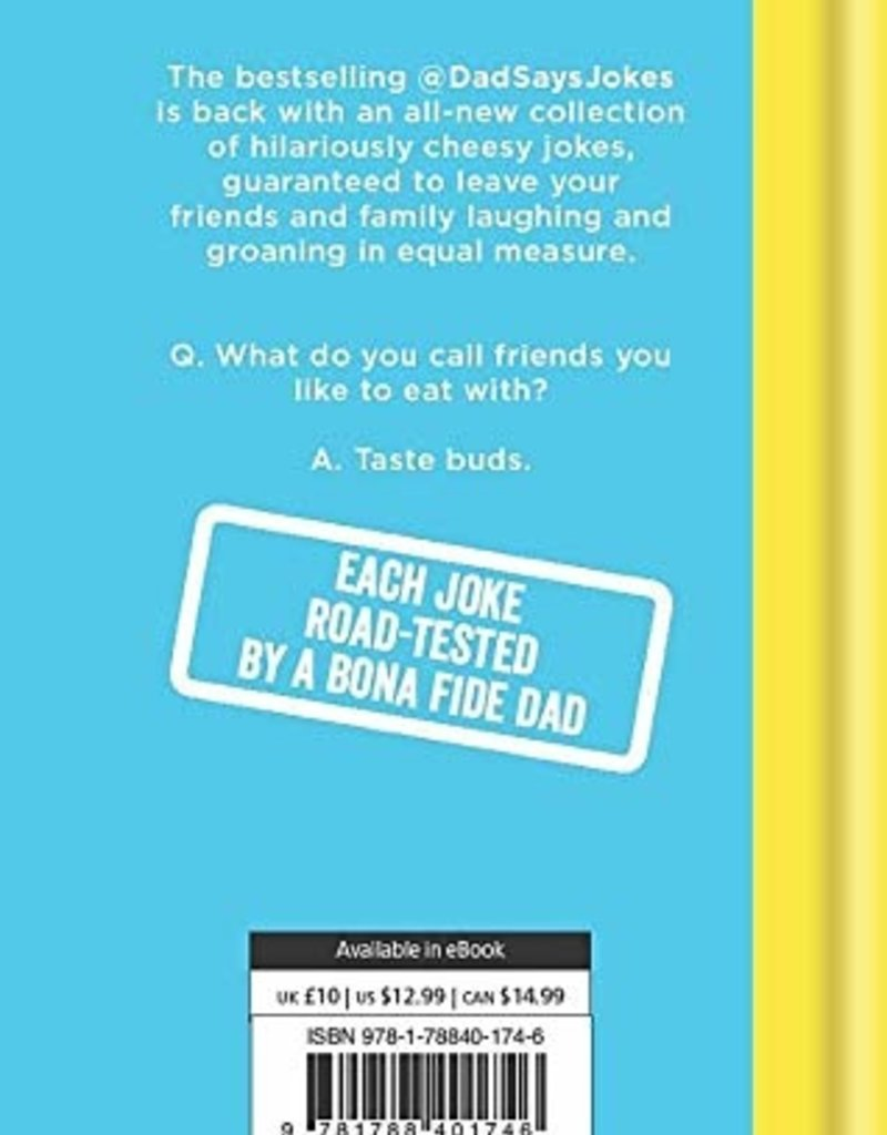 Chronicle Books All New Dad Jokes