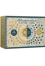 Illuminated Playing Cards