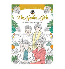Golden Girls Coloring Book