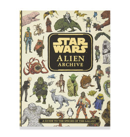 Star Wars: Alien Archive