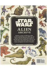 Chronicle Books Star Wars: Alien Archive