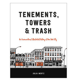 Chronicle Books Tenements, Towers & Trash