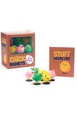 Running Press Chick Magnets