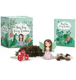 Running Press Teeny-Tiny Fairy Garden