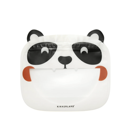 Kikkerland Panda Zipper Bag