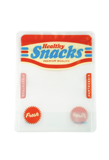 Kikkerland Snack Zipper Bags - Small