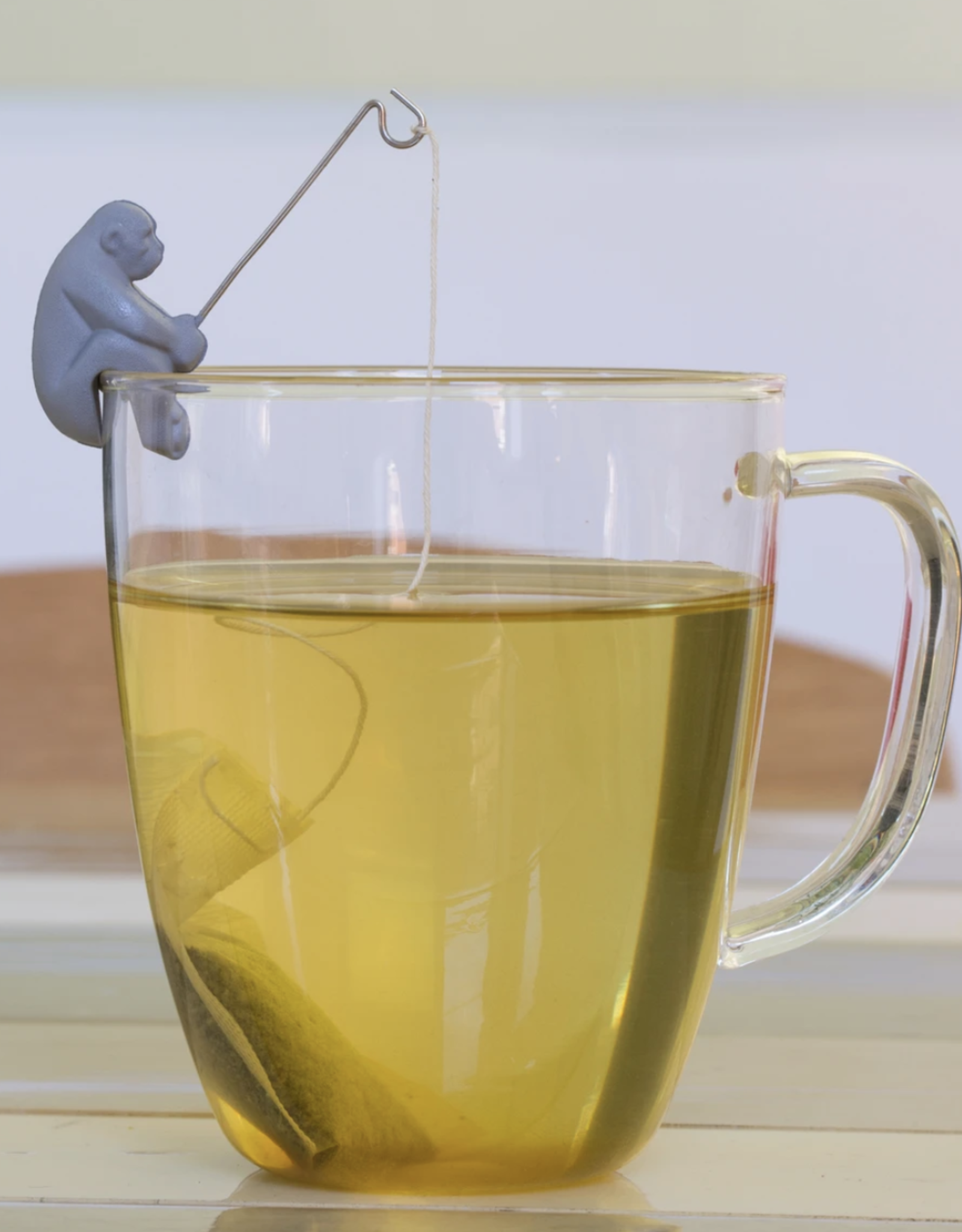 Monkey Tea, Monkey Do