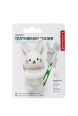 Kikkerland Rabbit Toothbrush Holder