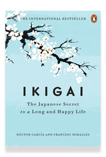 Penguin Random House Ikigai: The Japanese Secret to a Long and Happy Life