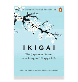Penguin Random House Ikigai: The Japanese Secret to a Long and Happy Life