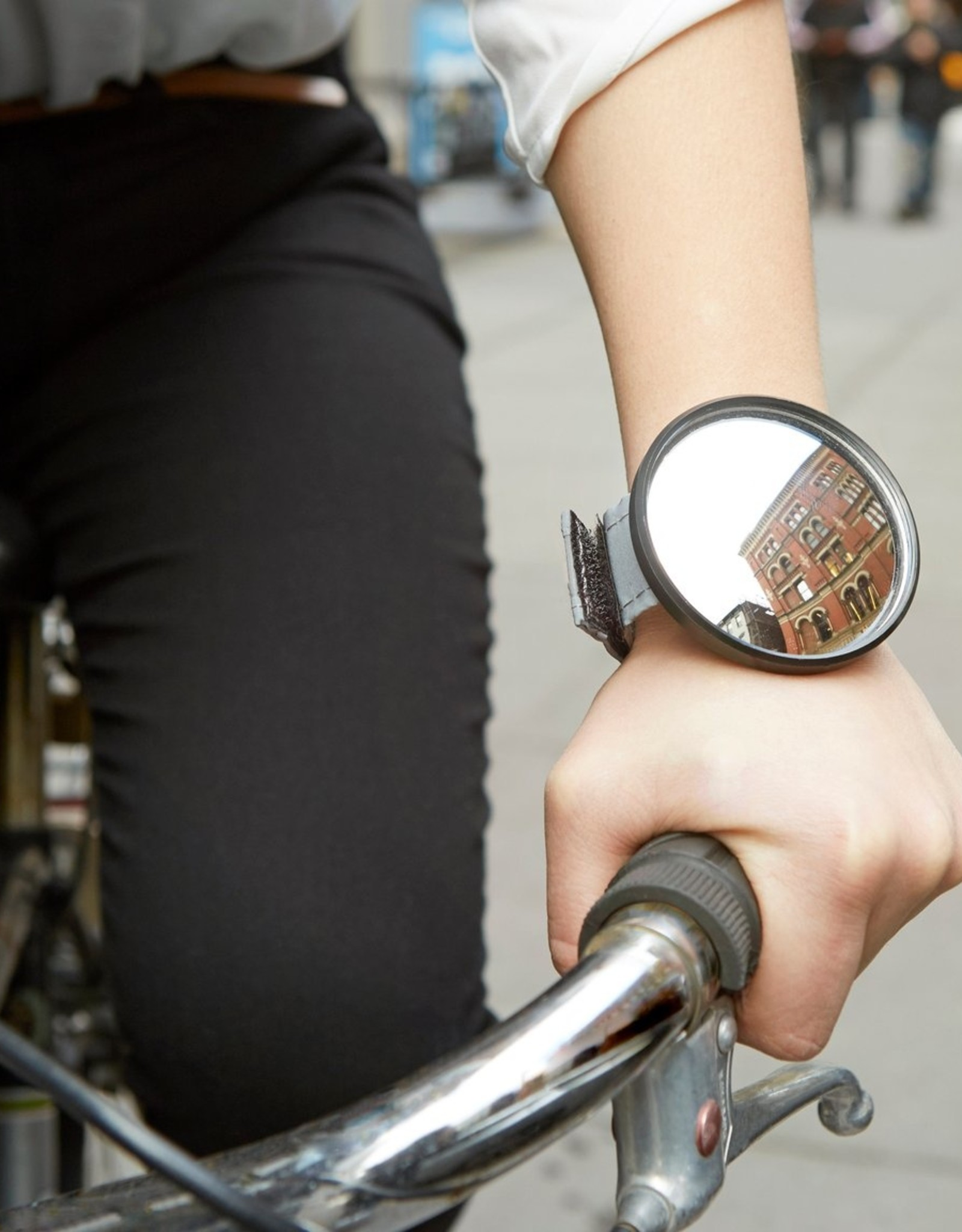 Wristband Bike Mirror