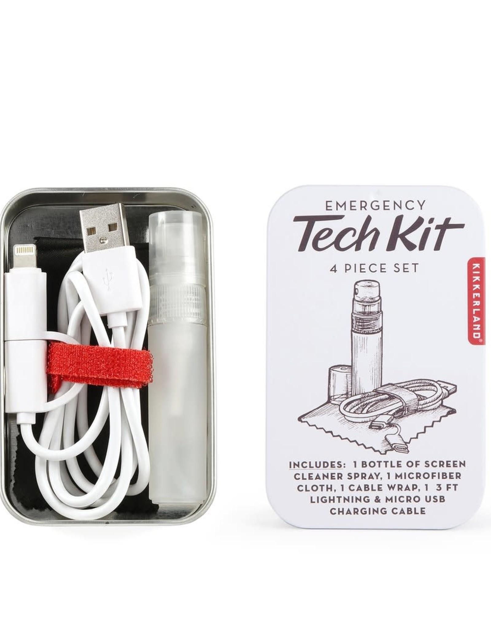 Emergency Tech Kit