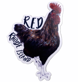 Rhode Island Red Sticker
