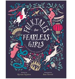 Penguin Random House Folktales For Fearless Girls